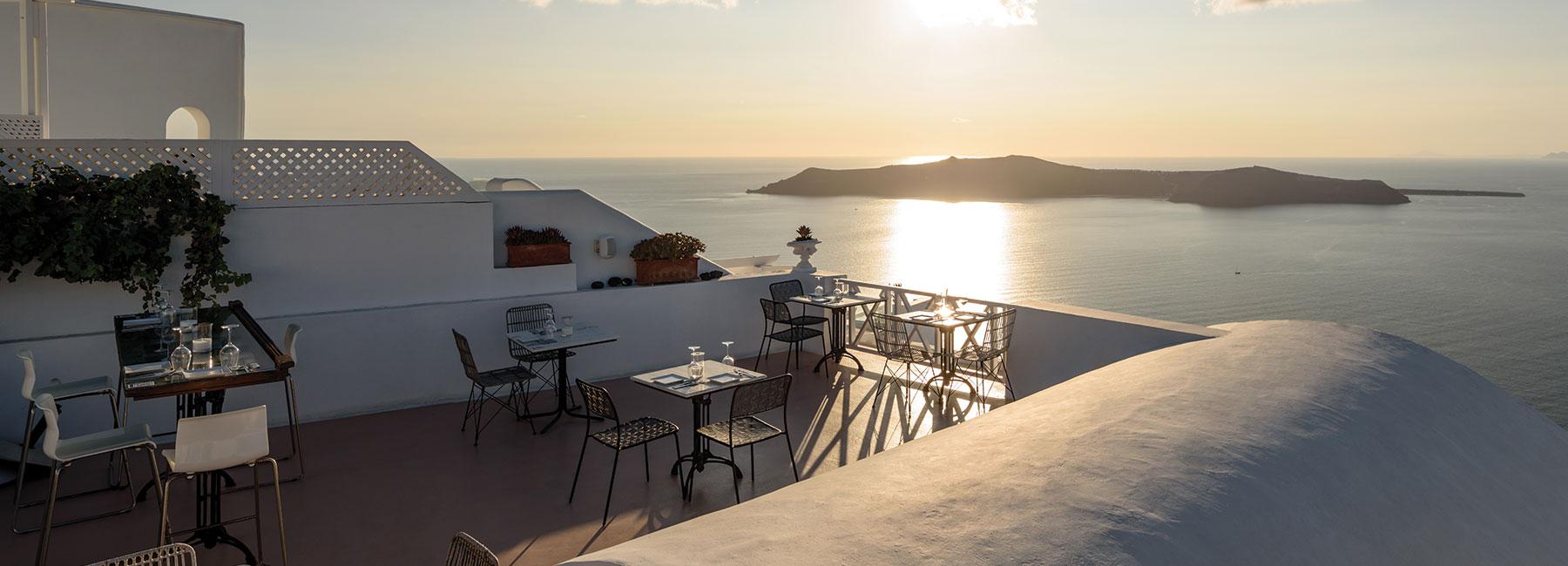 The Wine Bar main terrace