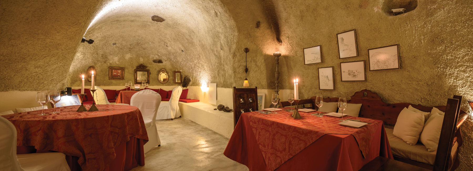 The Wine Bar - Natural Cave